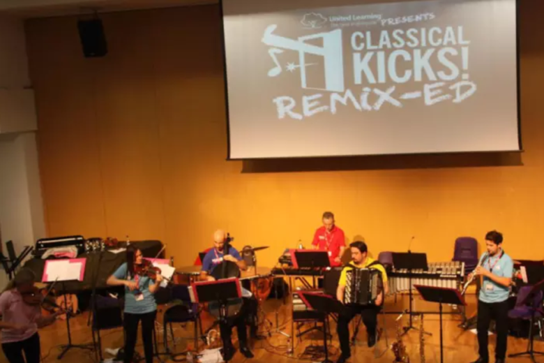 Classical Kicks School