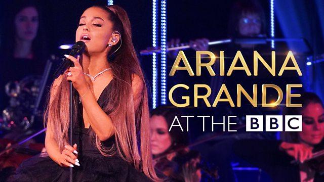 Ariana Grande Live at BBC